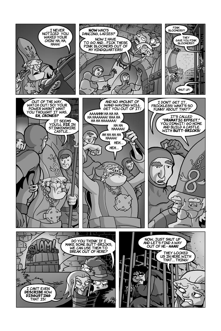 3 Witches - online comic, free online comic, comics read online, comic books